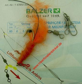 Balzer Springer-Liftsystem Shrimp